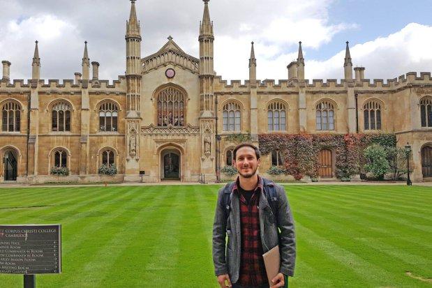 Visita a Cambridge